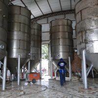 f site caldeiraria tanques reator e secador de Bio Diesel