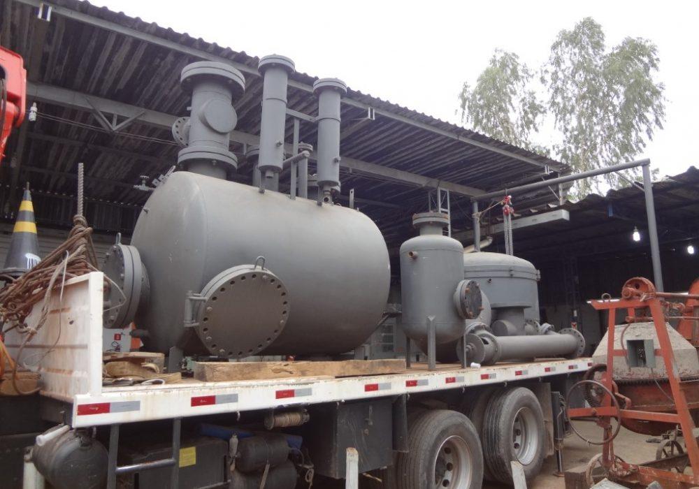 f site fabricção de gerdore e filtro de gas