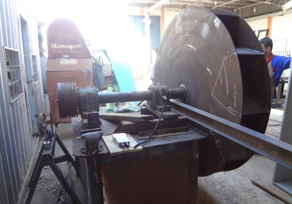 f site fabricção e balanceamento rotor (2)