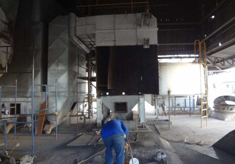 f site manutenção caldeira lavador de cinzas