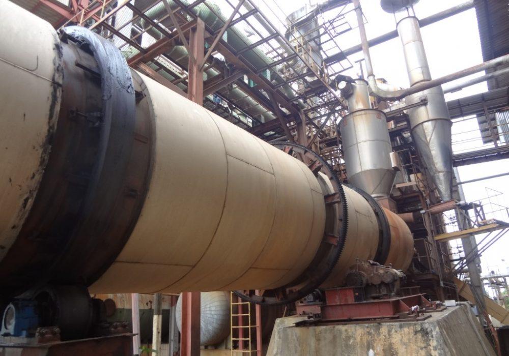 f site manutenção secador rotativo